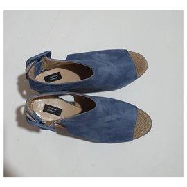 Steffen Schraut-Sandals-Blue
