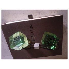 Louis Vuitton-Accessoires pour cheveux-Vert clair