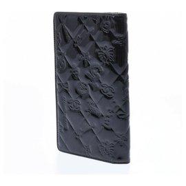 Chanel-Chanel Wallet-Black