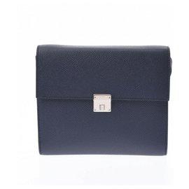 Hermès-Sac à main Hermès-Bleu Marine