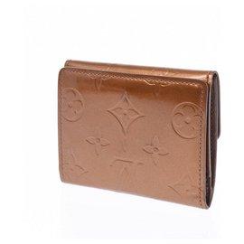 Louis Vuitton-Porte monnaie louis Vuitton-Doré