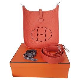 Hermès-Hermès Evelyne TPM-Orange