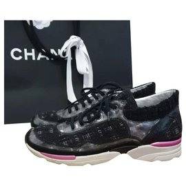 Chanel-Chanel sneakers-Multiple colors