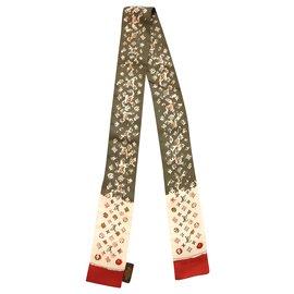 Louis Vuitton-Seiden Schals-Mehrfarben