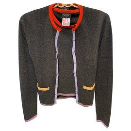 Chanel-Knitwear-Multiple colors,Grey