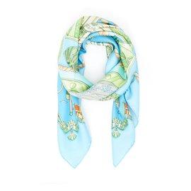 Hermès-RAILING BLUE SKY-Blue