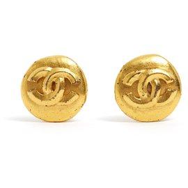 Chanel-GOLDEN CC CLIPS-Golden