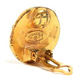 Chanel-GOLDENE CC-CLIPS-Golden