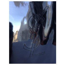 Yves Saint Laurent-Purses, wallets, cases-Black