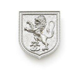Chanel-LION BLAZON-Silvery
