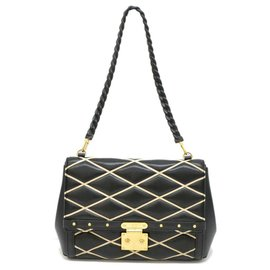 Louis Vuitton-Louis Vuitton Handtasche-Schwarz