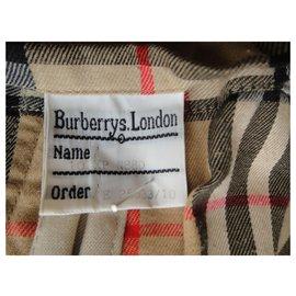 Burberry-Burberry woman raincoat vintage t 42-Beige