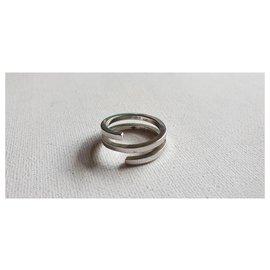 Dinh Van-Silberne Spirale-Silber