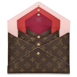 Louis Vuitton-Kirigami LV new-Brown