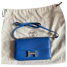 Hermès-Constance Elan-Blue