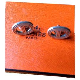 Hermès-Tintenkette-Silber