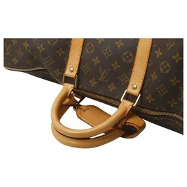 Louis Vuitton-Louis Vuitton Keepall 50-Brown
