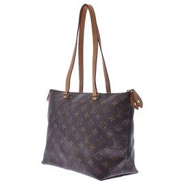 Louis Vuitton-Louis Vuitton Handtasche-Braun