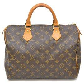 Louis Vuitton-Louis Vuitton schnell 30-Braun