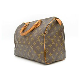 Louis Vuitton-Louis Vuitton Speedy 30-Brown