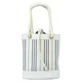 Burberry-Burberry Shoulder bag-White