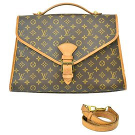 Louis Vuitton-Louis Vuitton Beverly-Brown