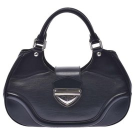 Louis Vuitton-Louis Vuitton Montaigne-Schwarz