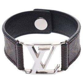 Louis Vuitton-Louis Vuitton-Armband-Braun