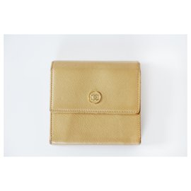Chanel-Classic purse-Beige