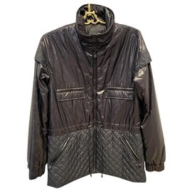 Chanel-Men Coats Outerwear-Purple,Navy blue