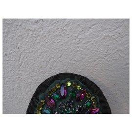 Prada-Pins & brooches-Multiple colors,Green