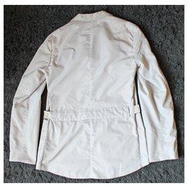 Burberry-Burberry Jacket-Beige