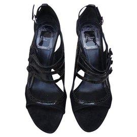 Dior-Des sandales-Noir
