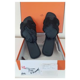 Hermès-ORAN VISION SHAVED-Black