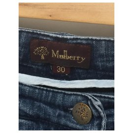 Mulberry-Mulberry jeans-Blue