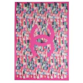 Chanel-Swimwear-Pink
