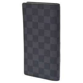 Louis Vuitton-Louis Vuitton Brazza-Black