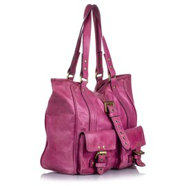 Mulberry-Mulberry Pink Roxanne Shoulder Bag-Pink