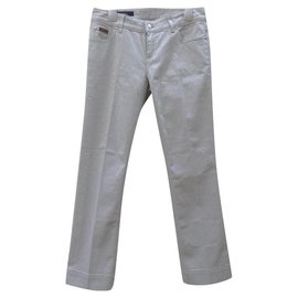 Gucci-jeans-Écru