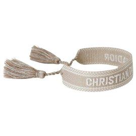 Dior-Bracelets-Beige