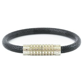 Louis Vuitton-Bracelet Louis Vuitton-Noir