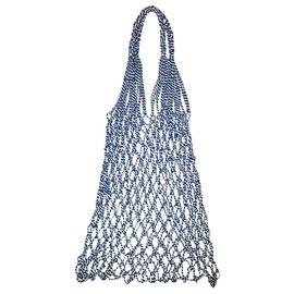 Céline-Net bag-Blue