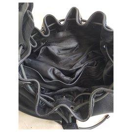 Burberry-Handbags-Black