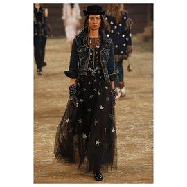 Chanel-new Dallas denim jacket-Multiple colors