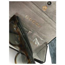 Gucci-Gucci Sunglass Brand NEw-Brown