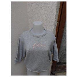 Chloé-Knitwear-Grey