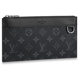 Louis Vuitton-Discovery pouch new-Grey