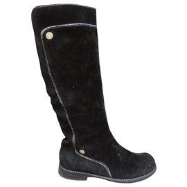Céline-Céline p boots 36,5-Black