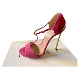 Casadei-casadei tecnoblade defects size 10 US-Pink,Multiple colors