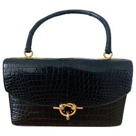Hermès-CIRCA 1950-Black